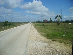 George Price Highway between San Ignacio and Belmopan, Belize – Best Places In The World To Retire – International Living