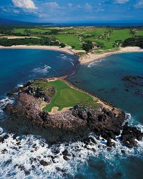 Golf course at Punta Mita, near Puerto Vallarta, Mexico – Best Places In The World To Retire – International Living