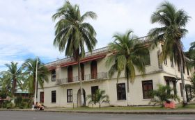 Goverment building in Bocas del Toro, Panama – Best Places In The World To Retire – International Living