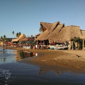 Happy hour on the beach at San Juan del Sur, Nicaragua – Best Places In The World To Retire – International Living