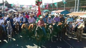 Horses and riders on parade, David, Panama – Best Places In The World To Retire – International Living