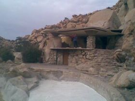 House built into the rocks at La Rumorosa, Mexico – Best Places In The World To Retire – International Living