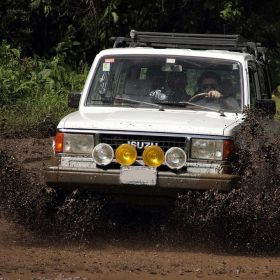 Isuzu mud whomping – Best Places In The World To Retire – International Living