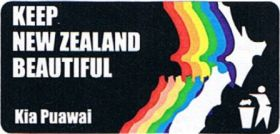 Keep New Zealand Beautiful logo – Best Places In The World To Retire – International Living