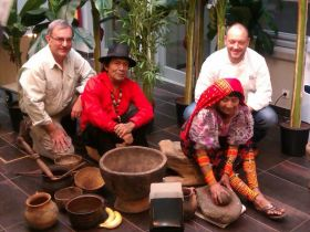 Kuna people with tourist – Best Places In The World To Retire – International Living