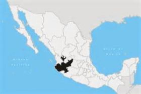 Map that shows the state of Jalisco, Mexico – Best Places In The World To Retire – International Living