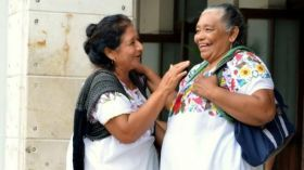 Mayan women laughing and talking in Yucatan, Mexico – Best Places In The World To Retire – International Living