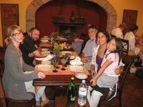 Meal in San Miguel de Allende, Mexico – Best Places In The World To Retire – International Living