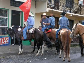 Men on horseback Chiriqui, Panama – Best Places In The World To Retire – International Living