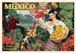 Mexican tourism poster – Best Places In The World To Retire – International Living