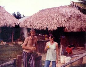 Mick and Lucy Fleming 1977, Belize – Best Places In The World To Retire – International Living