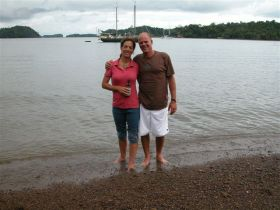 Mike Voytuwecz and wife, Panama – Best Places In The World To Retire – International Living