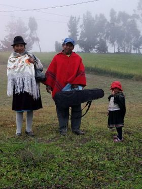 Native Quechua family in Ecuador – Best Places In The World To Retire – International Living