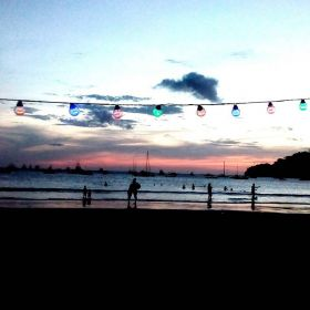 Night time on the beach at San Juan del Sur, Nicaragua – Best Places In The World To Retire – International Living