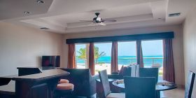 Ocean view from Caribe Azul development,Ambergris Caye,  Belize – Best Places In The World To Retire – International Living