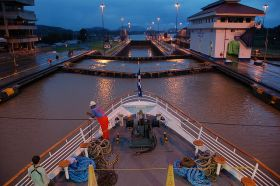 Panama Canal Miraflores Locks – Best Places In The World To Retire – International Living