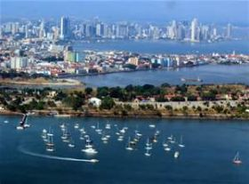 Panama City, Panama, the southern entrance to the Panama Canal – Best Places In The World To Retire – International Living