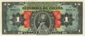 Issued in 1941 by Arnulfo Arias, President of the Republic of Panama. Banknote showing conquistador Balboa (1941) – Best Places In The World To Retire – International Living