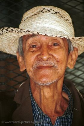 Panamanian old man – Best Places In The World To Retire – International Living