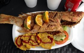 Pargo or red snapper  fried plantains – Best Places In The World To Retire – International Living