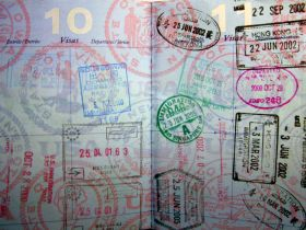 Passport stamps – Best Places In The World To Retire – International Living