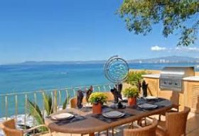 Patio Dining Furniture, Puerto Vallarta, Mexico U2013 Best Places In The World  To Retire