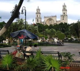 Plaza in Merida, Mexico – Best Places In The World To Retire – International Living