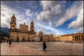 Plaza de Bolivar, Colombia – Best Places In The World To Retire – International Living