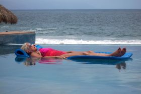 Pool and beach, Puerto Vallarta, Mexico – Best Places In The World To Retire – International Living