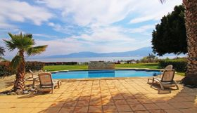 Pool overlooking Lake Chapala, Mexico – Best Places In The World To Retire – International Living
