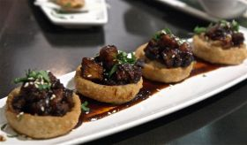 Pork belly sopes as street food in Mexico City, Mexico – Best Places In The World To Retire – International Living