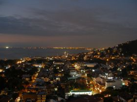 Puerto_vallarta_at_night – Best Places In The World To Retire – International Living