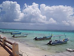 Pureto Morelos fishing boats, Qunintanera Roo, Mexico – Best Places In The World To Retire – International Living