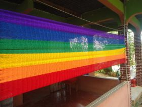 Rainbow Hammock hand made in Panama – Best Places In The World To Retire – International Living