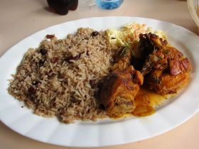 rice beans chicken food belize – Best Places In The World To Retire – International Living