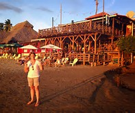 San Juan del Sur, Nicargua beach bar – Best Places In The World To Retire – International Living