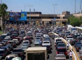 San Ysidro border crossing in California into Tijuana, Mexico – Best Places In The World To Retire – International Living