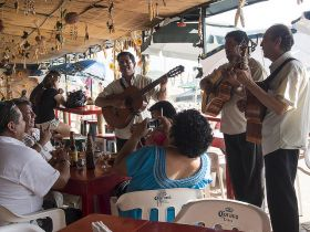 Serenaded by musicians in Puerto Vallarta, Mexico – Best Places In The World To Retire – International Living