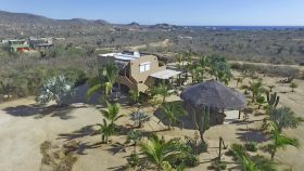 Solar eco home with exotic palms, East Cape, Baja California Sur, Mexico – Best Places In The World To Retire – International Living