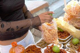 Street food in Chapala, Mexico – Best Places In The World To Retire – International Living