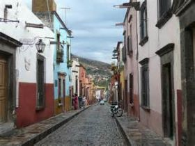 Street in San Miguel de Allende, Mexico – Best Places In The World To Retire – International Living