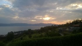 Sunset from Monte Coxala, Lake Chapala, Mexico – Best Places In The World To Retire – International Living