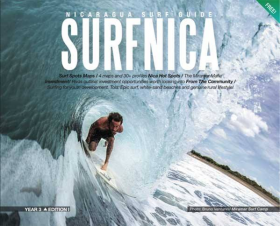 Surfnica magazine cover – Best Places In The World To Retire – International Living