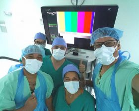 Surgical staff at Hospital Paitalla, Panama – Best Places In The World To Retire – International Living