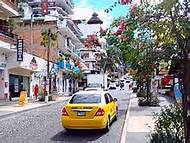 Taxi in Puerto Vallarta, Mexico – Best Places In The World To Retire – International Living
