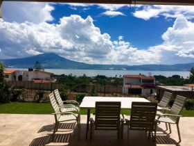 Terrace for viewing Lake Chapala, Mexico – Best Places In The World To Retire – International Living