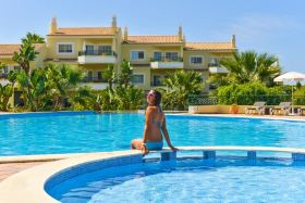 The pool at Algarve Senior Living, Algarve, Portugal – Best Places In The World To Retire – International Living