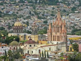 The hilltop city of San Miguel de Allende, Mexico – Best Places In The World To Retire – International Living