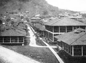 The homes for the married couples, circa 1912 Panama Canal, Panama – Best Places In The World To Retire – International Living