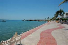 The malecon, the boardwalk in La Paz, Baja California Sur, Mexico – Best Places In The World To Retire – International Living